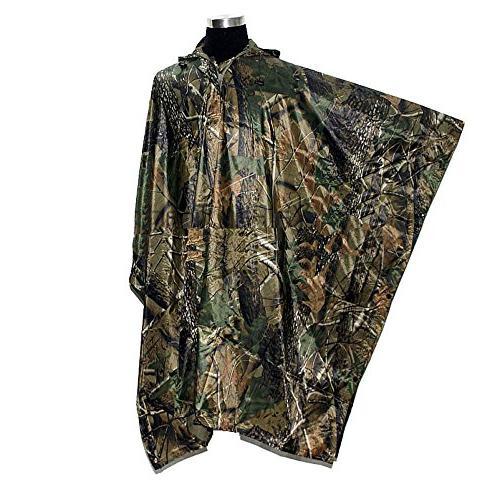 Rain Camouflage Rain Camo Sheet