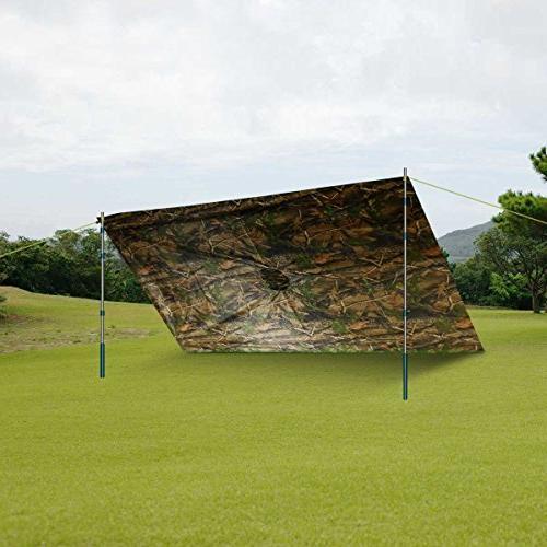 Rain Camouflage Rain Camo Shelter Ground Sheet