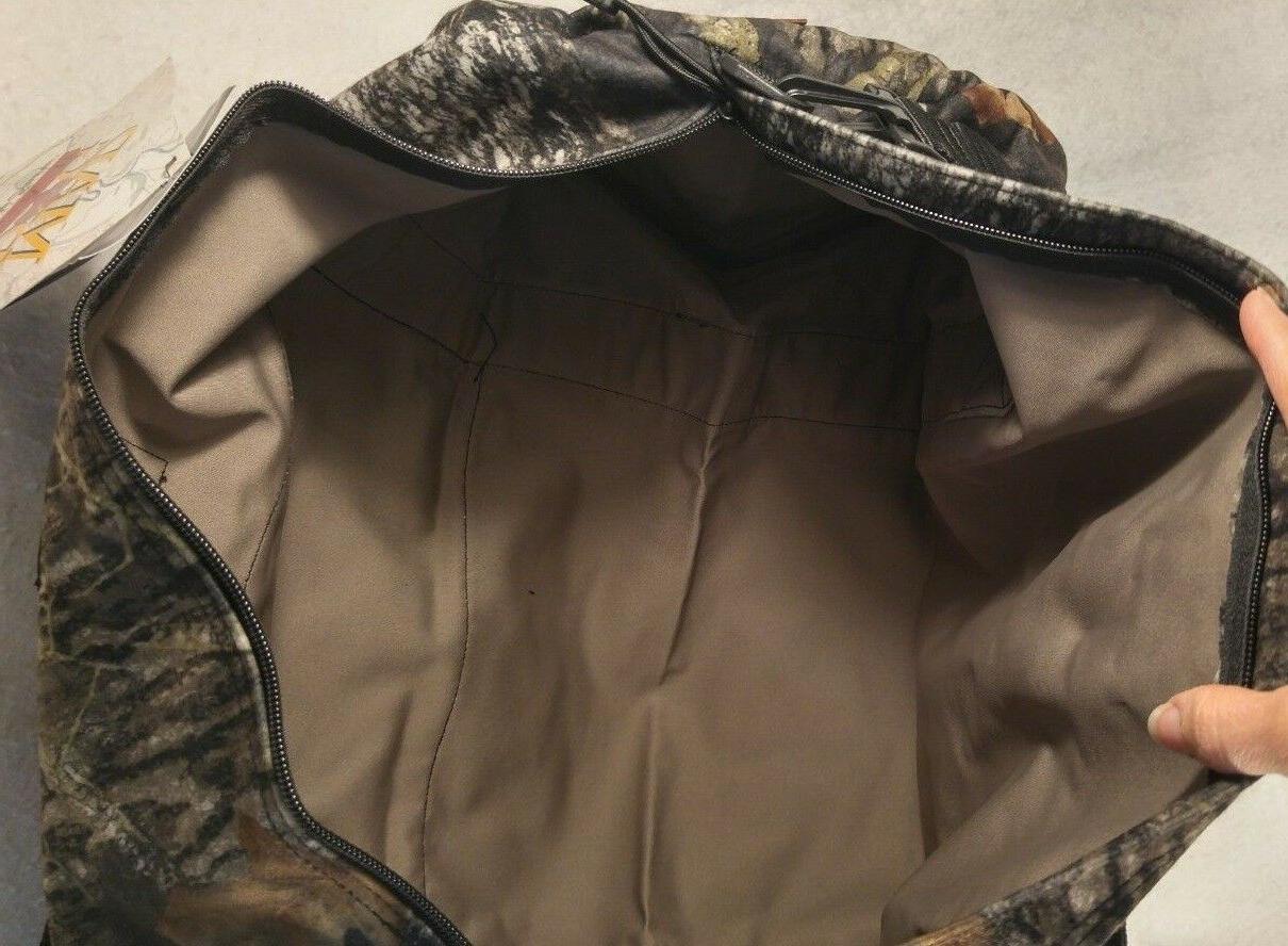 "Mad Dog x 24"" Hunting Bag Oak Advantage Zipper"