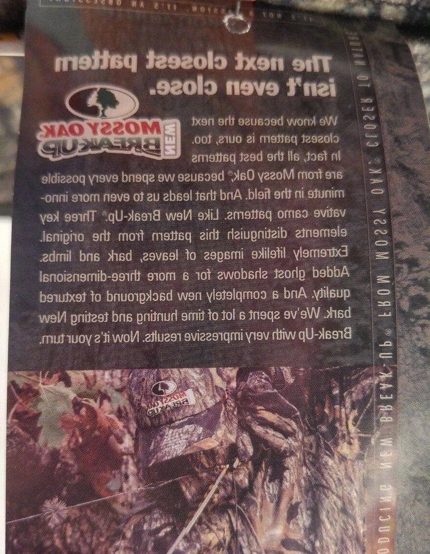 """Mad x 24"""" Camo Duffel Hunting Mossy Advantage Zipper"""