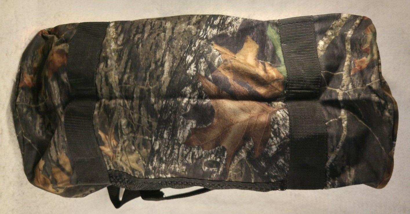 "Mad Dog x 24"" Camo Duffel Advantage Timber"