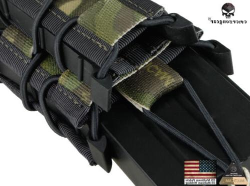 EMERSON Mag Double Molle Magazine Duty