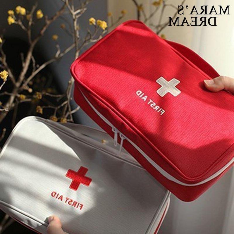 Mara's <font><b>Waterproof</b></font> First Kit Bag Medicine Storage