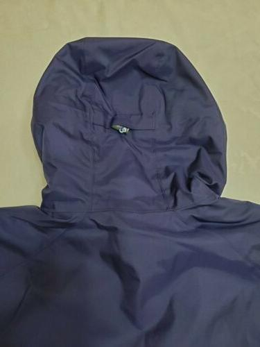 Under Armour Men Cold Gear Reactor Blue Jacket SZ 1280828-410