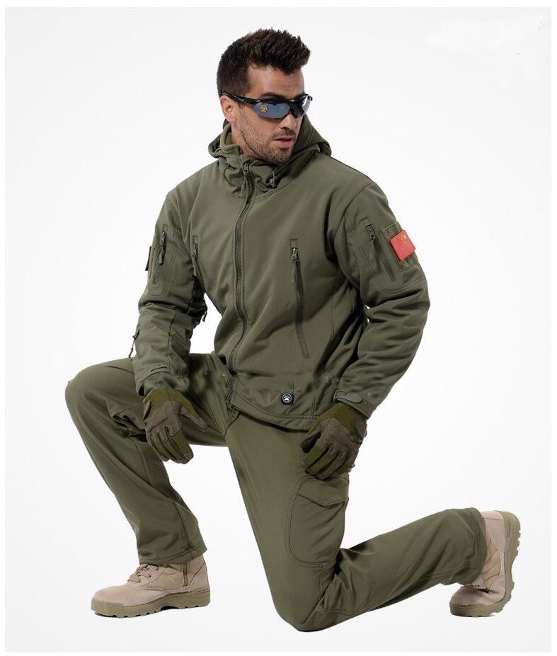 Men Sport <font><b>Gear</b></font> Tactical Waterproof Military