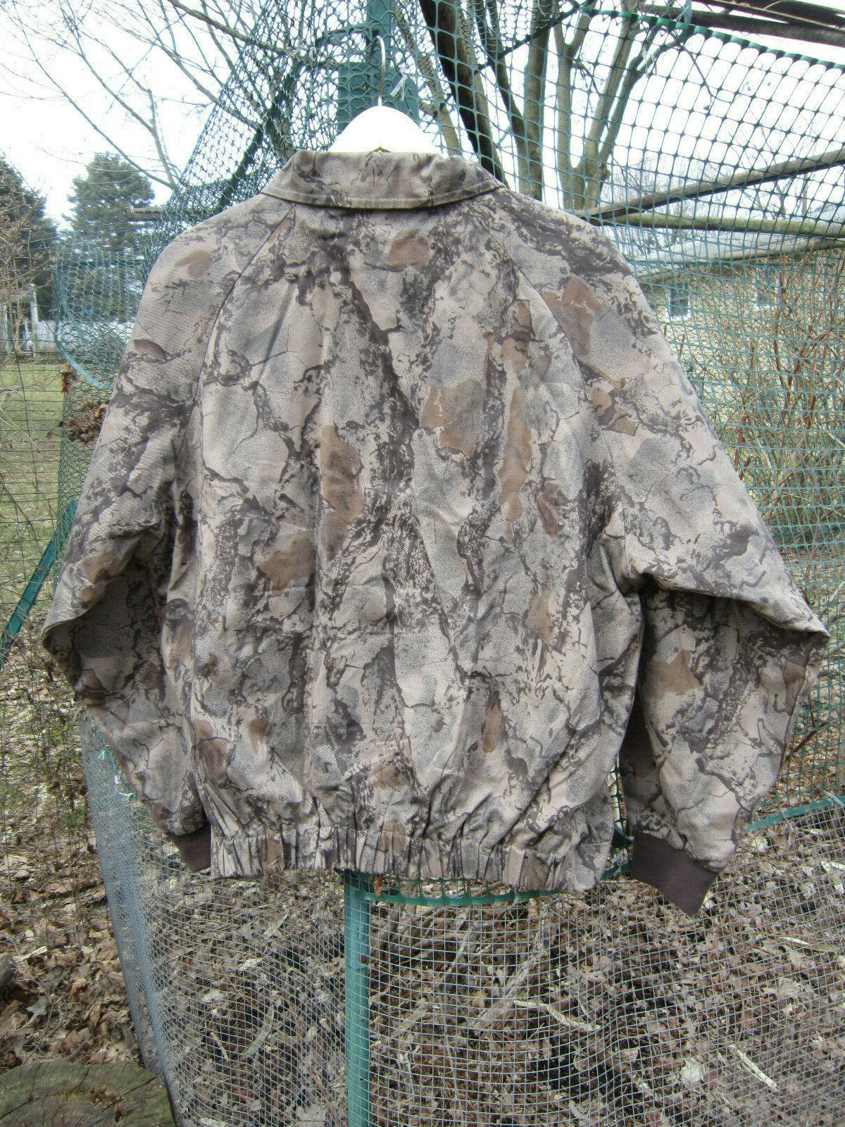 Natural Camo Deer XL Windproof