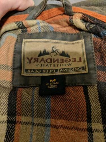 Legendary Men's Journeyman Rugged Shirt gear