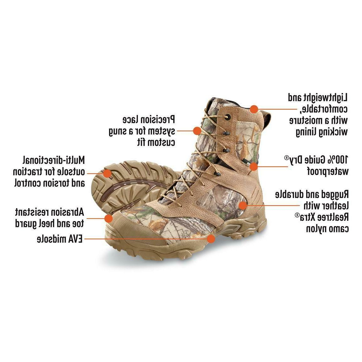 men s waterproof timber ops hunting boots