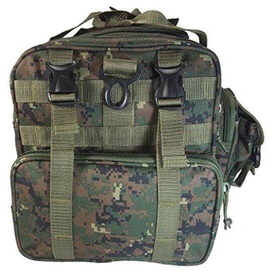 Mens Large Military Molle Shoulder Travel