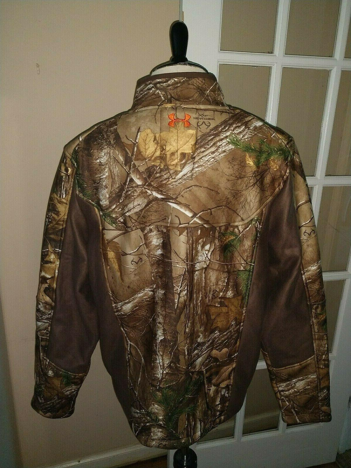 Mens UA Hunt Under Camo Gear