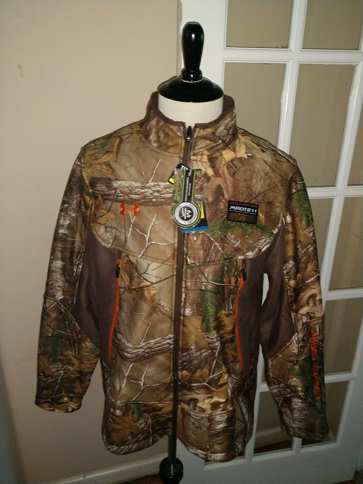 mens nwt ua hunt under amour storm