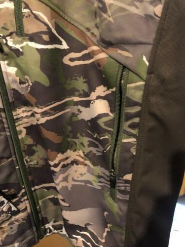 Mens XL Under Infrared Cold Camoflauge