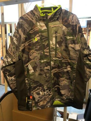 mens xl under armour infrared cold hunting
