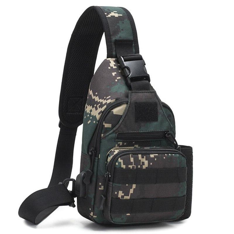 Military <font><b>Backpack</b></font> <font><b>Camping</b></font> Hunting Shoulder Bag Hiking <font><b>Gear</b></font> Waterproof Molle Sport