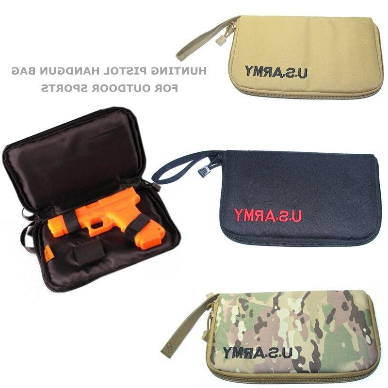 Military Nylon Gun <font><b>Bag</b></font> Case <font><b>Hunting</b></font> Outdoor <font><b>Hunting</b></font> Climbing Running
