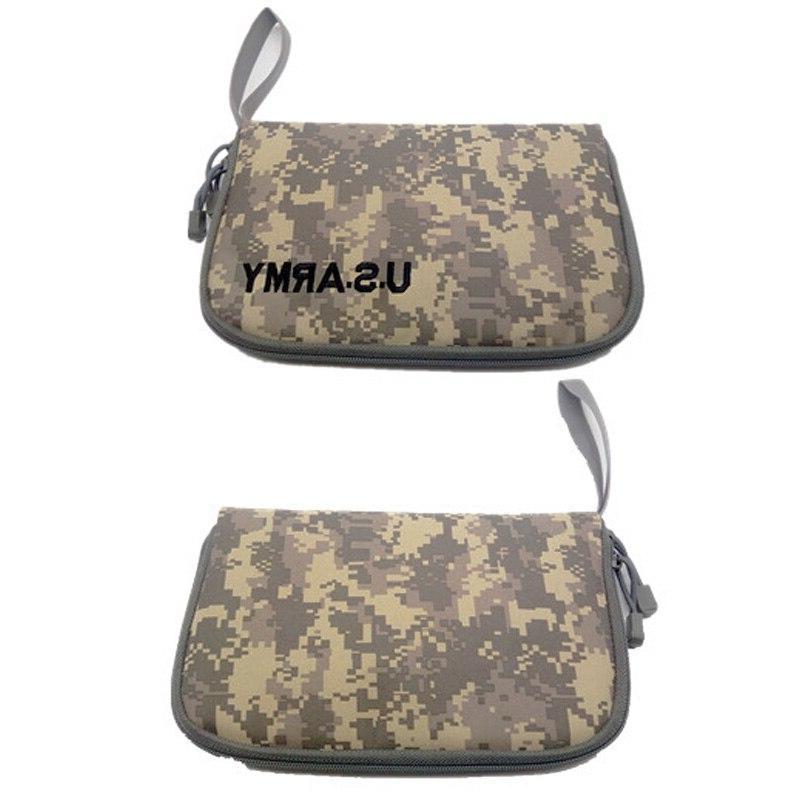 Military Nylon <font><b>Bag</b></font> Army Handgun Portable Gun <font><b>Hunting</b></font> <font><b>Gear</b></font> <font><b>Hunting</b></font>
