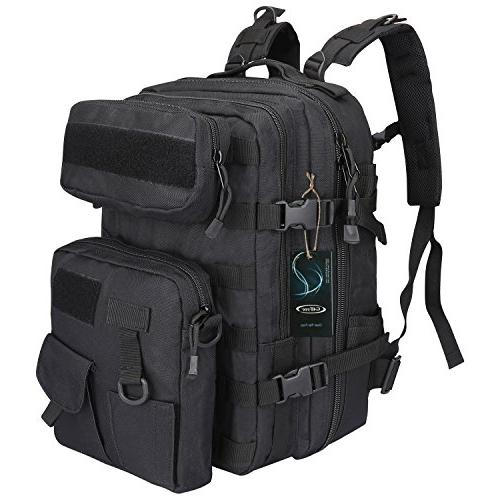 military tactical molle backpack versatile