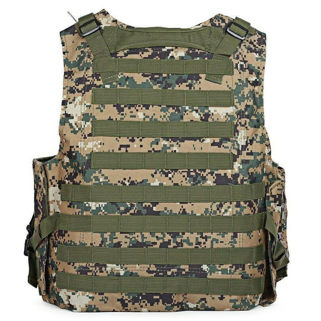 Military Tactical Carrier Holster Police Assault Combat