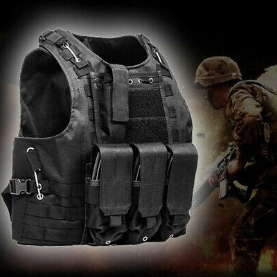Military Vest Plate