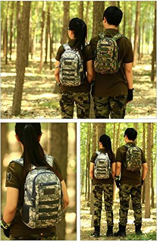 Military Gear Tactical Assault Student School Hunting