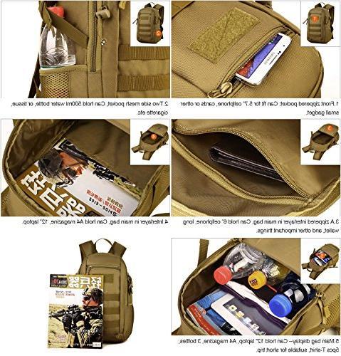 Huntvp 10L Military Gear Hunting