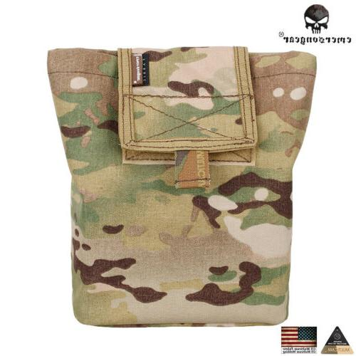 molle magazine dump pouch tactical drop pouch