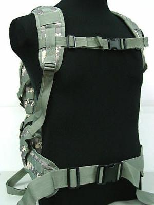 Tactical Patrol Rifle Gear Hunting Survival Bug Out Bag