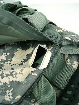 Tactical Molle Rifle Gear Survival Bug Bag