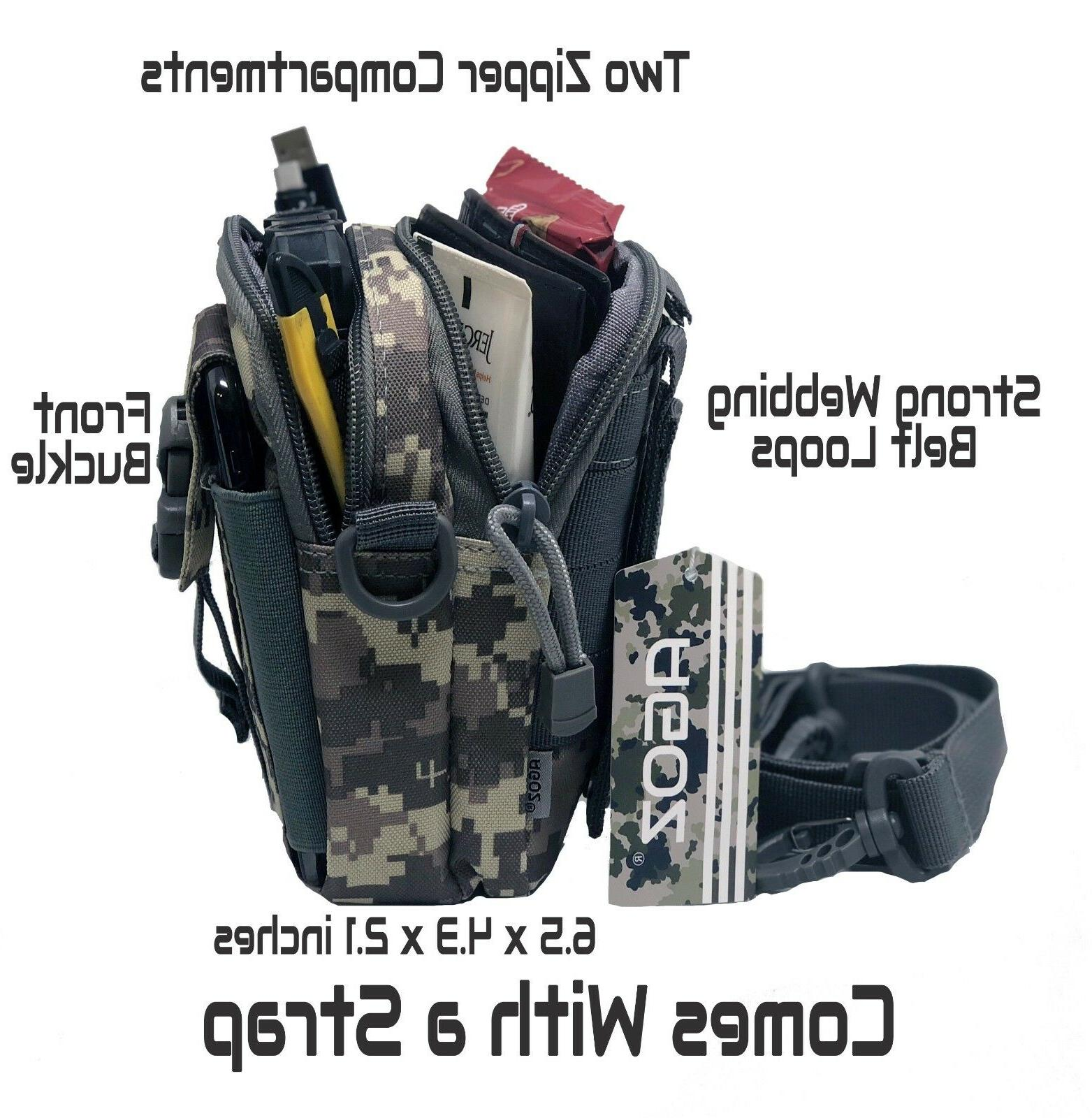 MOLLE Utility Gear Outdoor Cell Phone Case