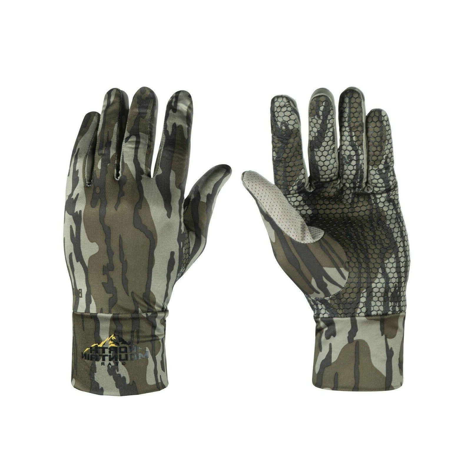 mossy oak bottomland hunting glove