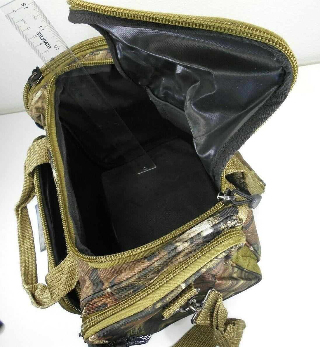 Explorer Mossy gear bag travel