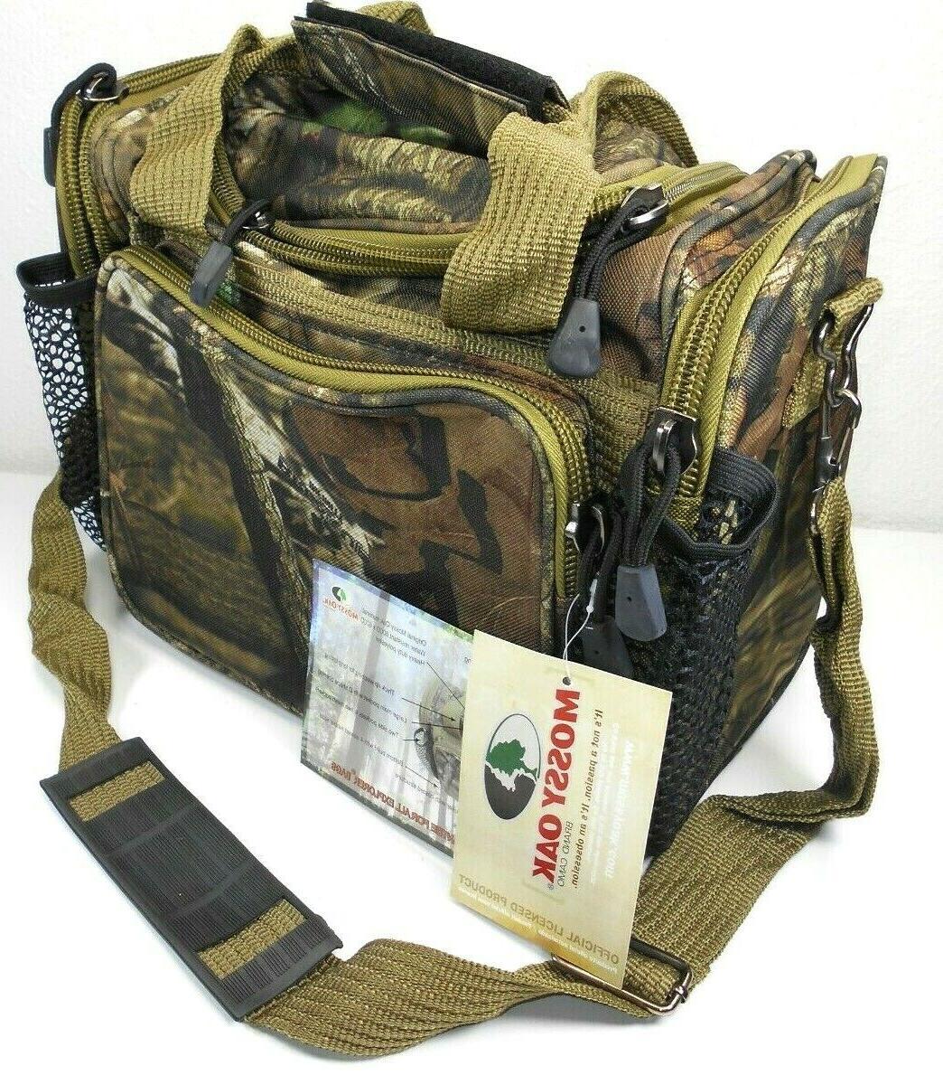 mossy oak duffle bag 13 authentic hunting
