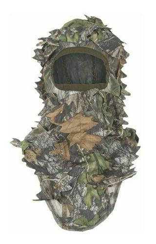 NORTH GEAR Oak Leafy Obsession Green Facemask!!!