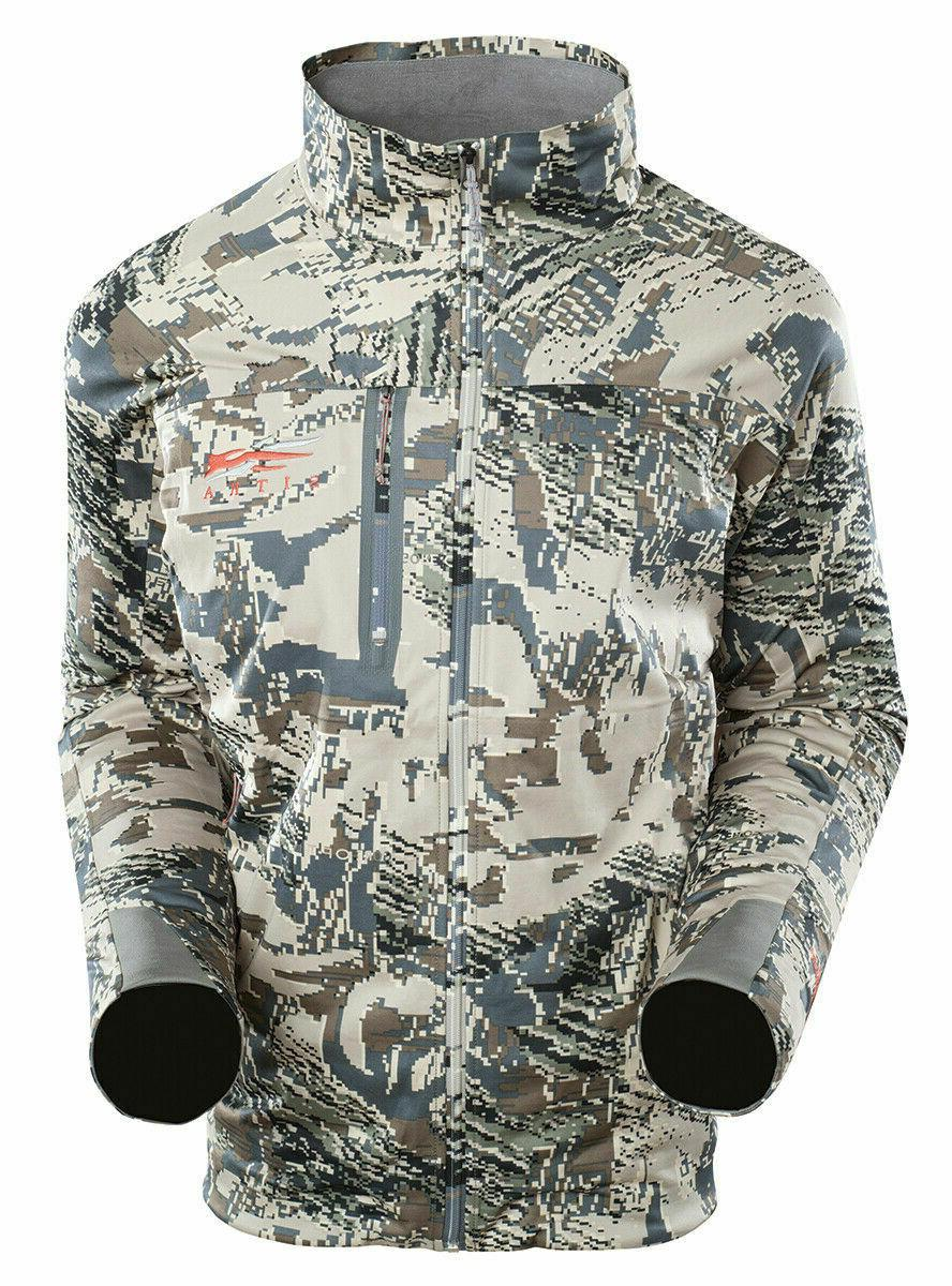 mountain jacket optifade open country windstopper gore