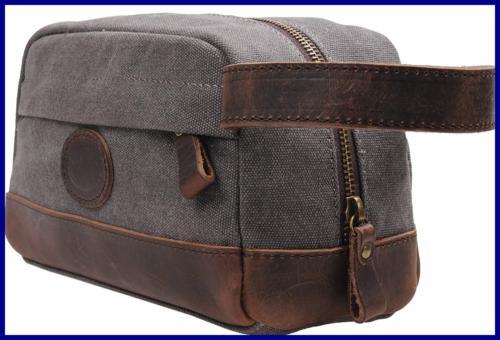 MSG Vintage Travel Bag Dopp Kit