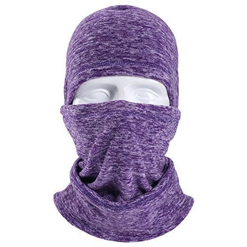 multifunctional fleece hood balaclava windproof