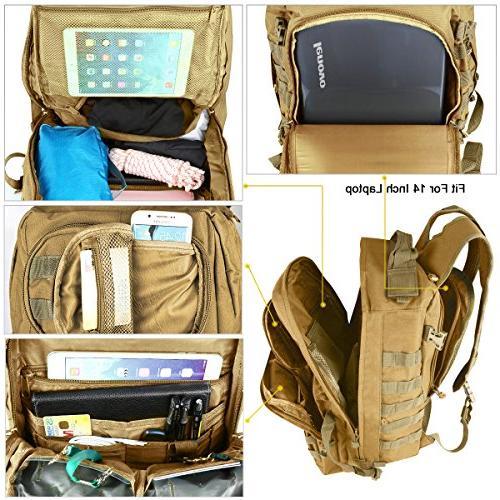 G4Free Multipurpose Large Hiking Pack