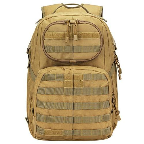 multipurpose tactical backpack camping hiking