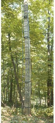 NEW! Guide Gear 20 Tree Stand Ladder Hunting 300