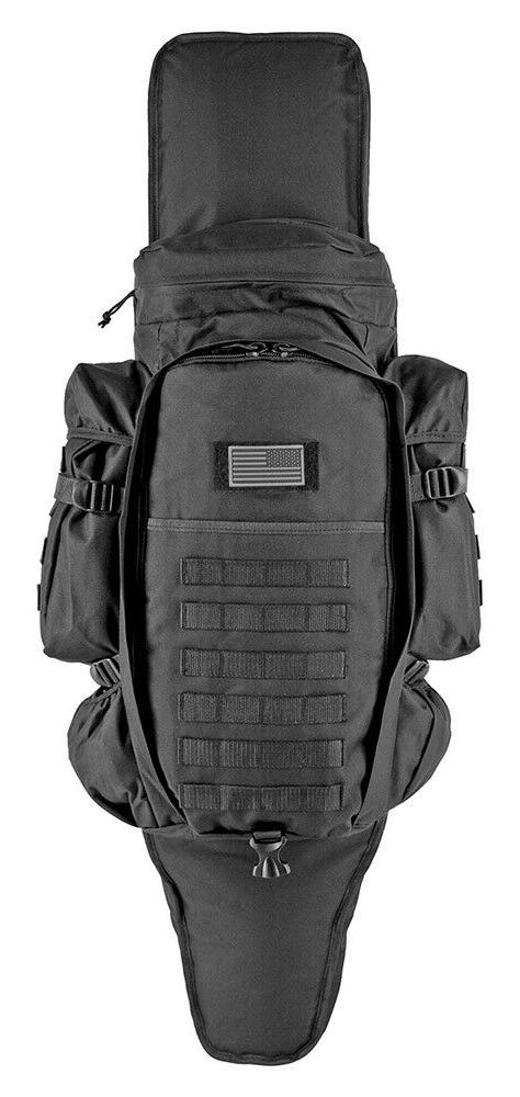 new 9 11 tactical full gear rifle