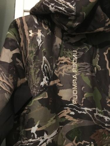 NEW Gear Scent Control REALTREE CAMO Hunting Jacket XL