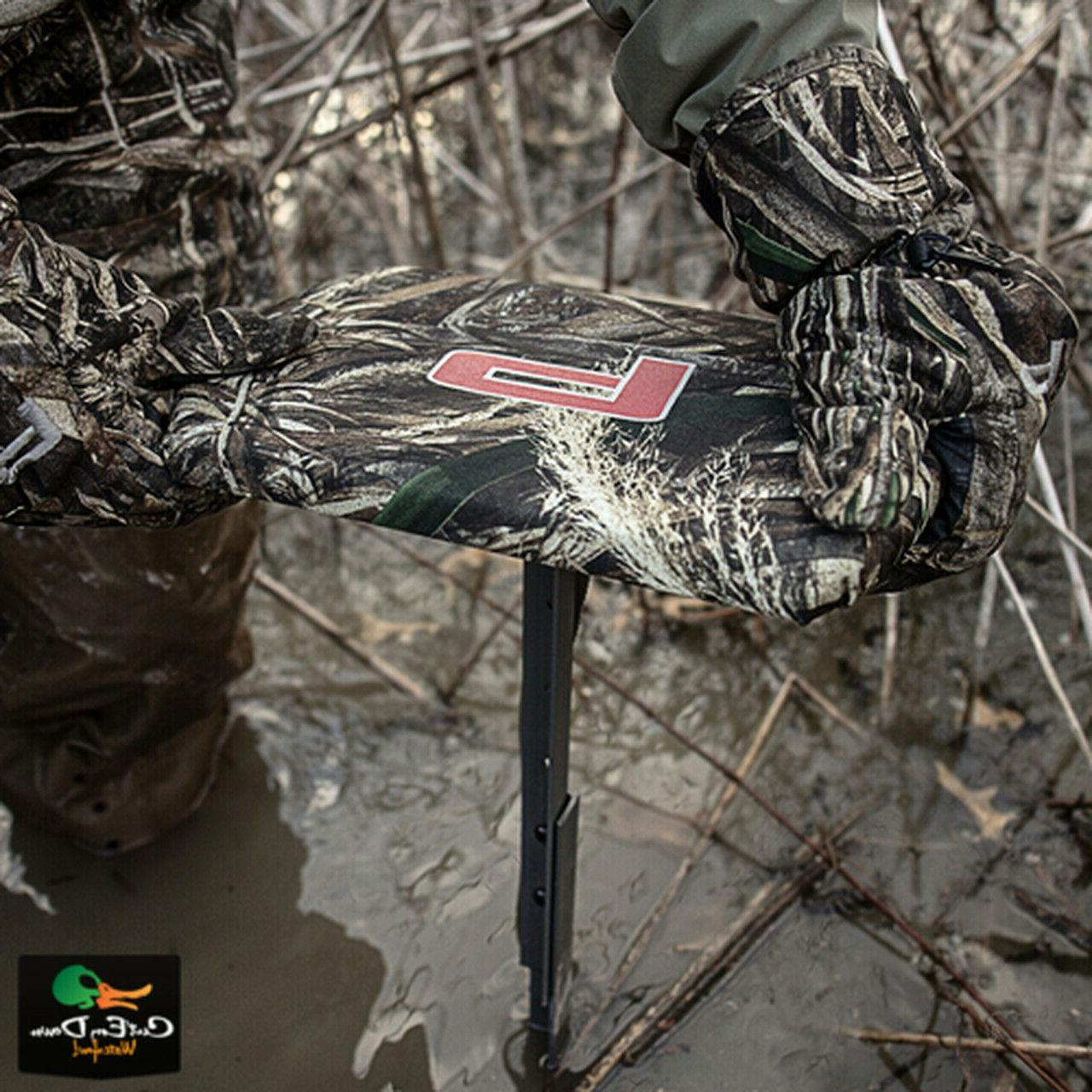 NEW BANDED GEAR SLOUGH SWAMP SEAT HUNTING CAMO