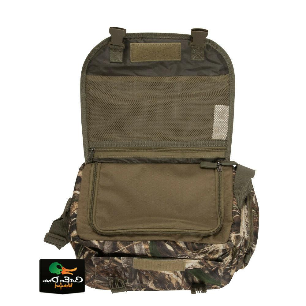 NEW BANDED CAMO HUNTING PACK SHELL STORAGE BAG 2 -