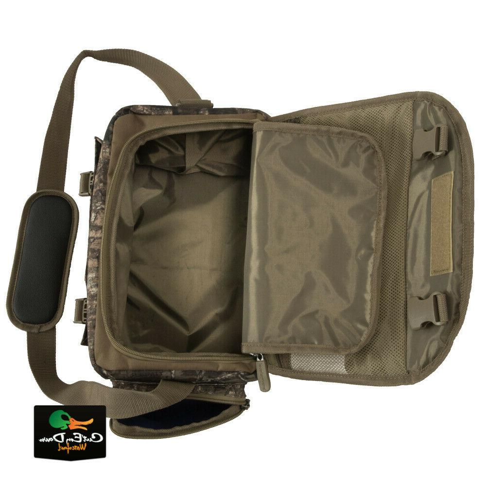 NEW BANDED II BLIND CAMO HUNTING SHELL STORAGE BAG