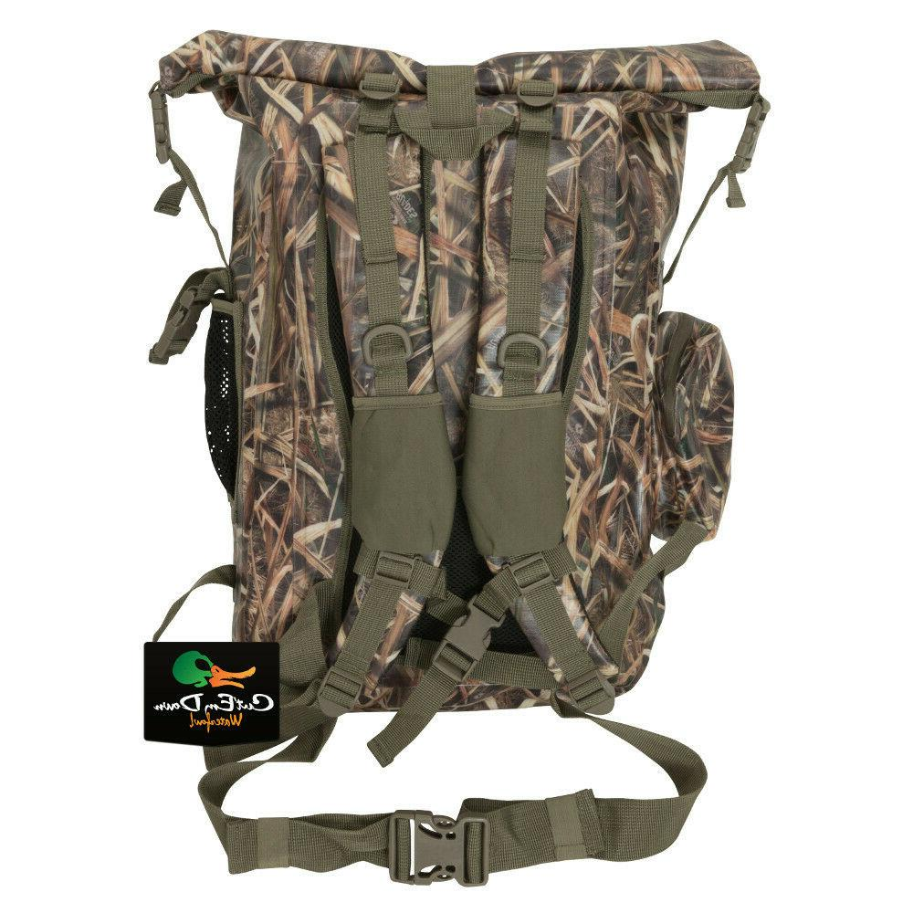 NEW GEAR DUCK HUNTING CAMO STORAGE BLIND BAG