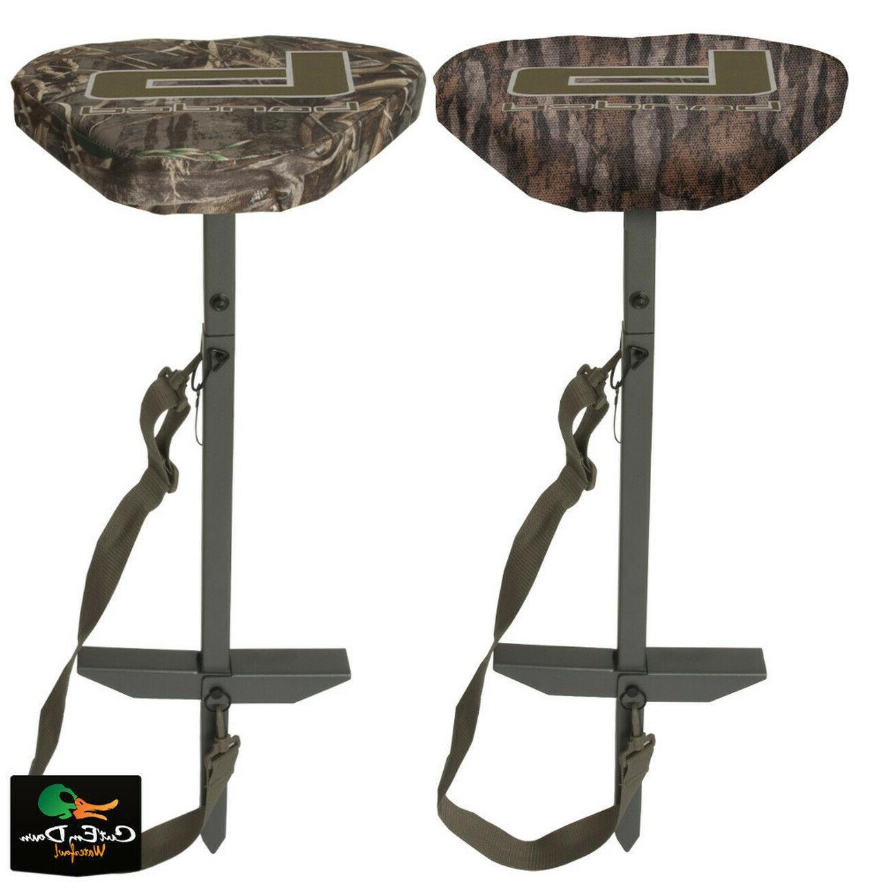 new gear deluxe slough stool marsh swamp