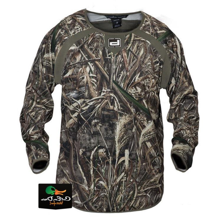 new gear early season lightweight hunting shirt