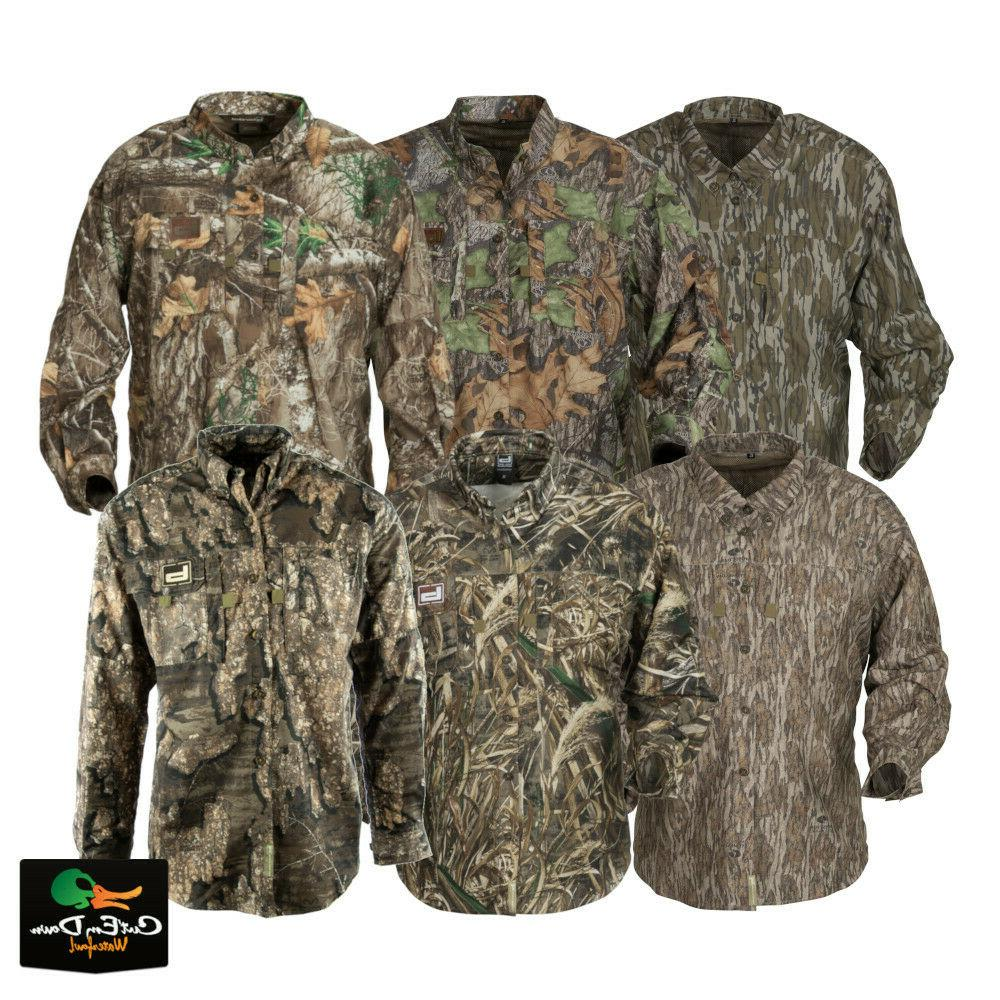 new gear lightweight long sleeve camo hunting