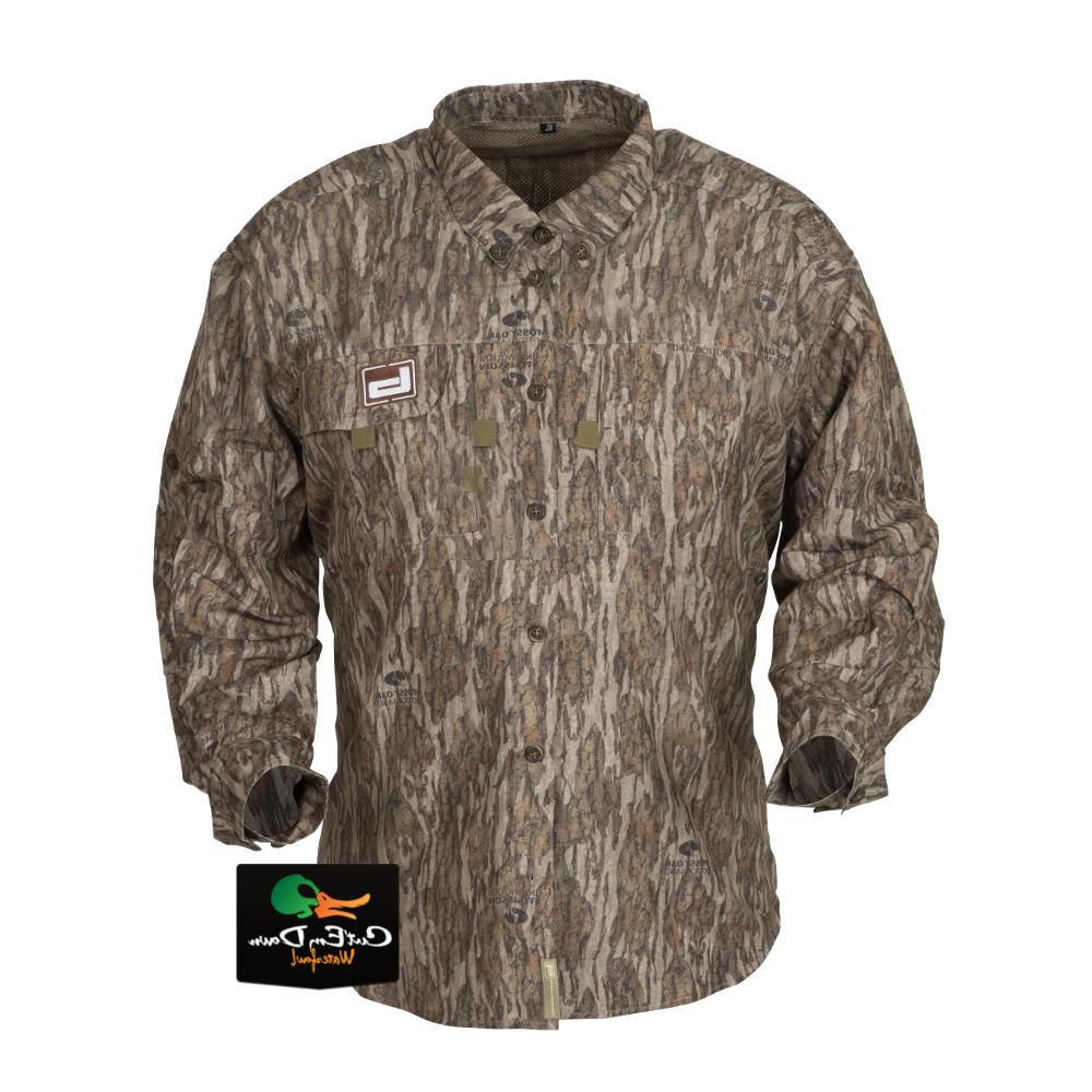 new gear mid weight hunting shirt bottomland