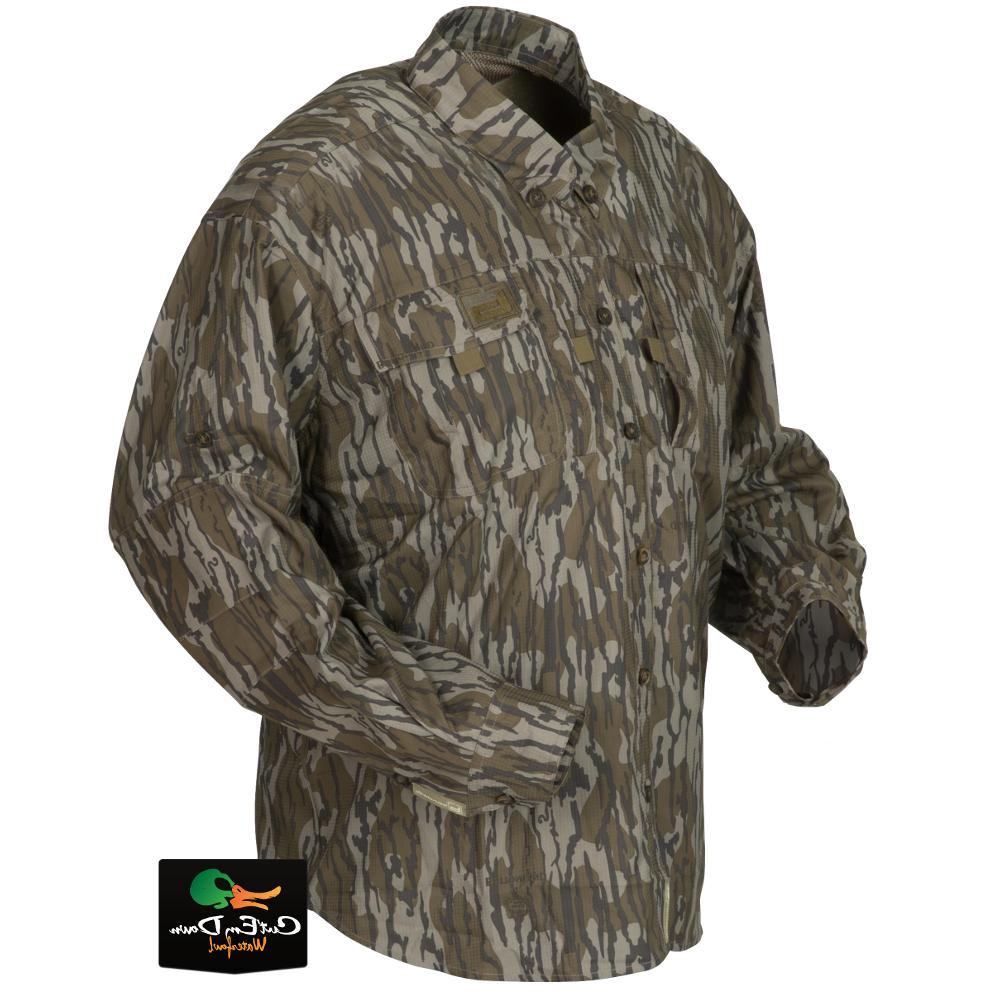 WEIGHT HUNTING BOTTOMLAND CAMO